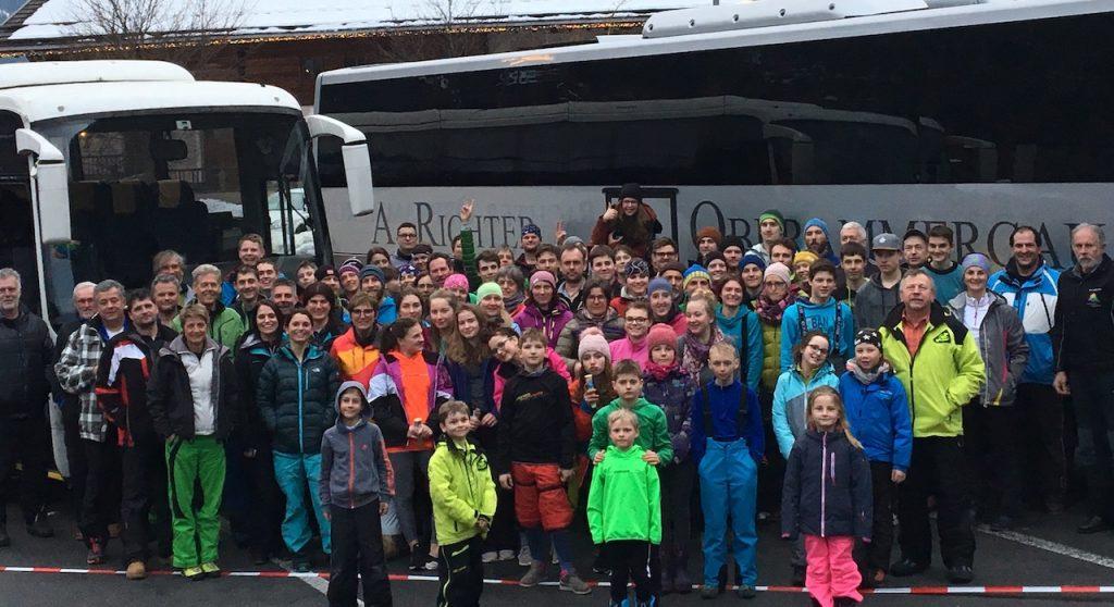 Skiclub Ausflug 2018