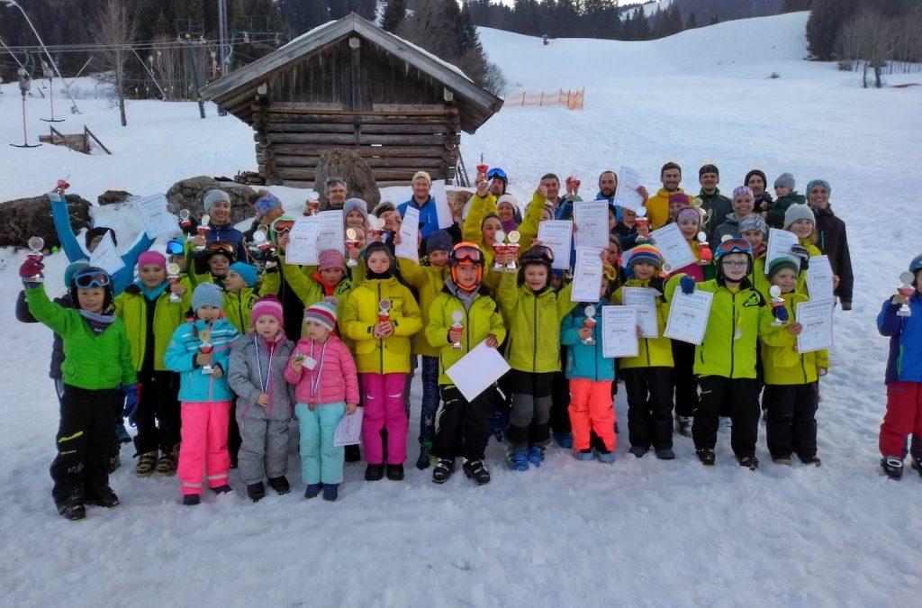 Vereinsmeisterschaft Alpin 2019