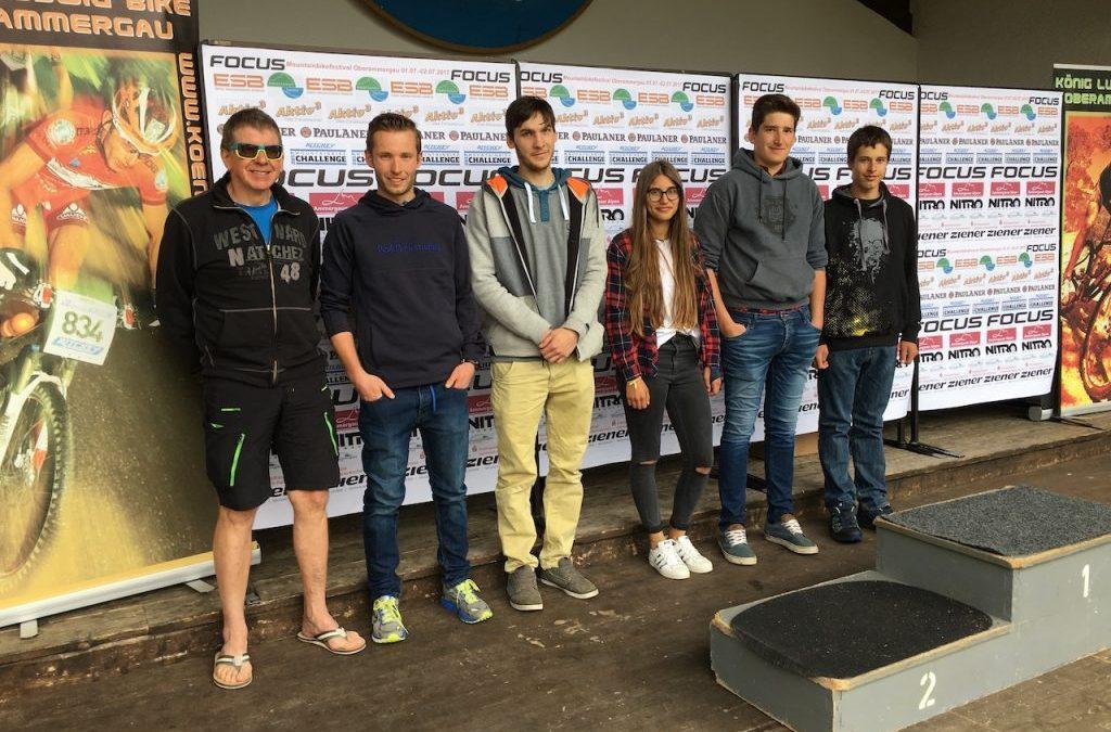 König-Ludwig-Bike Cup 2017